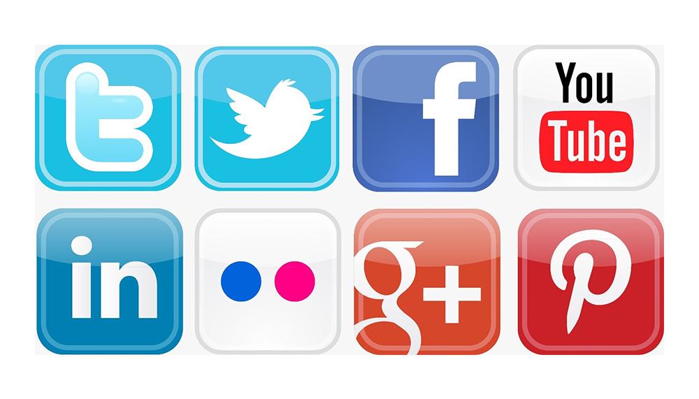 Social media ikone